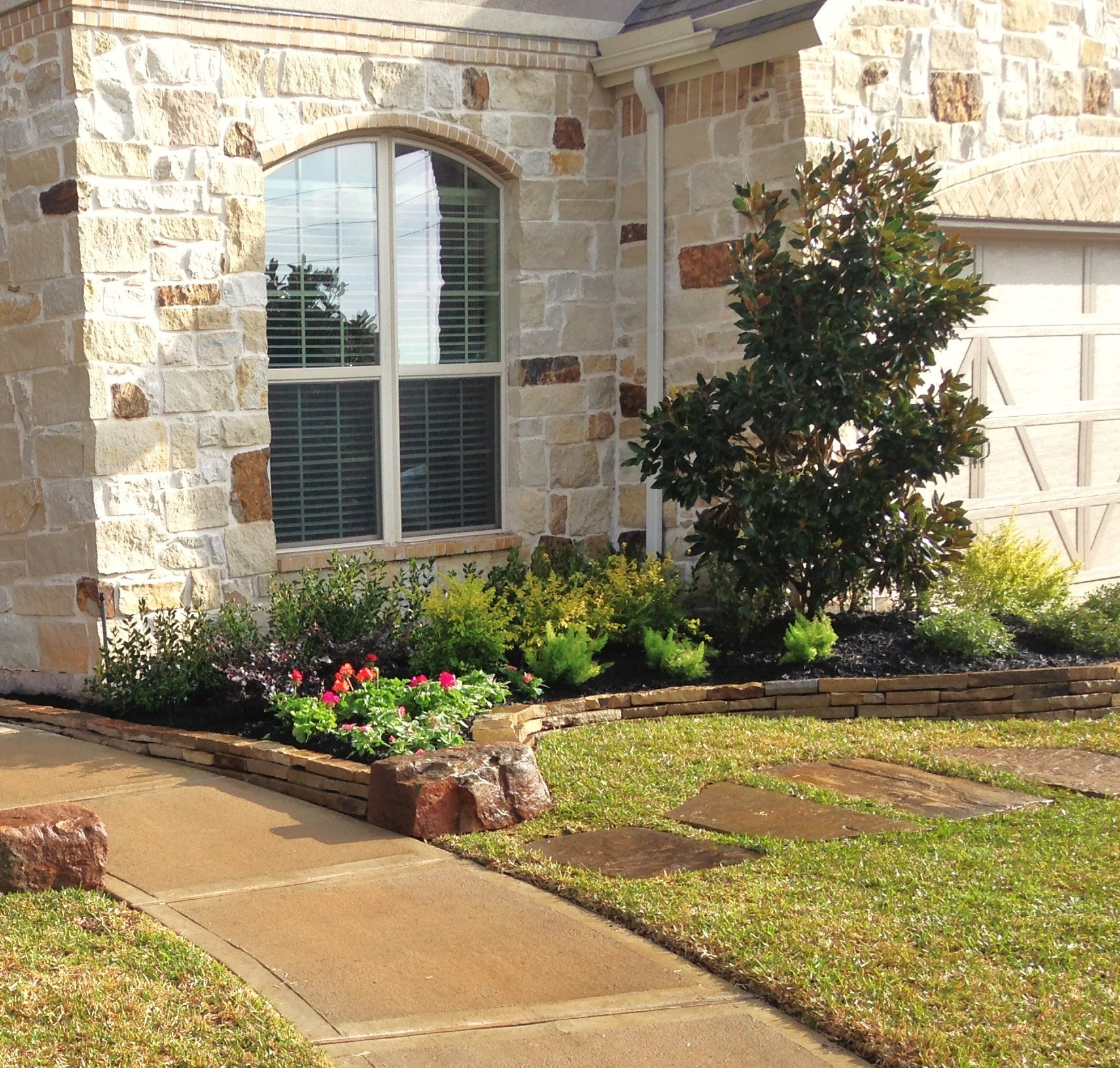 Landscaping Project North Texas: MLS Landscape Restoration