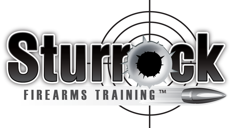 sturrock firearms training