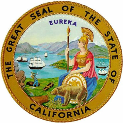 Great Seal of California