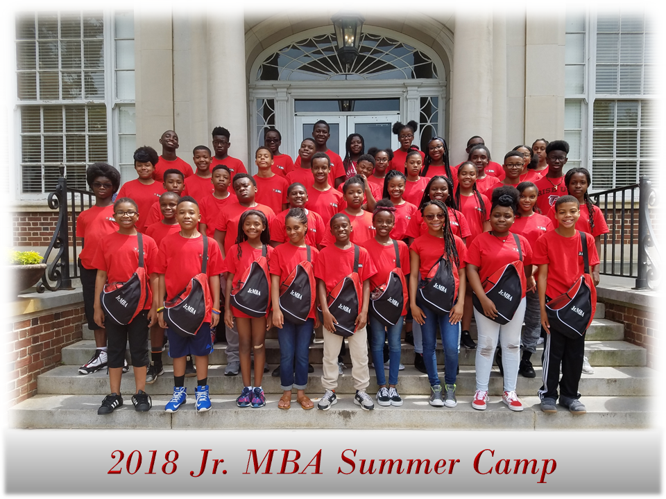 2018 Jr. MBA Summer Camp
