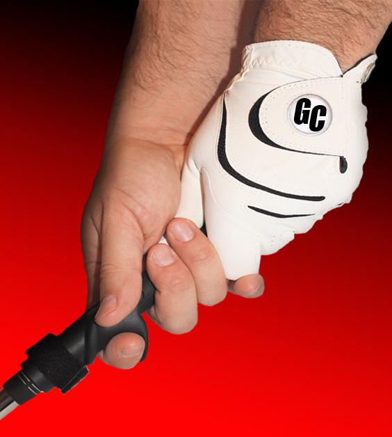 Grip Caddy Golf Swing Training Aid - Develop The Proper Golf