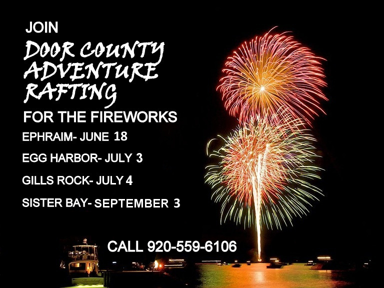 Door County Fireworks 2017
