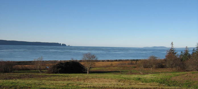 Million Dollar View Cottages, Accommodations in Parrsboro, Nova Scotia, Bay of Fundy, Cape d'Or, Cape Split