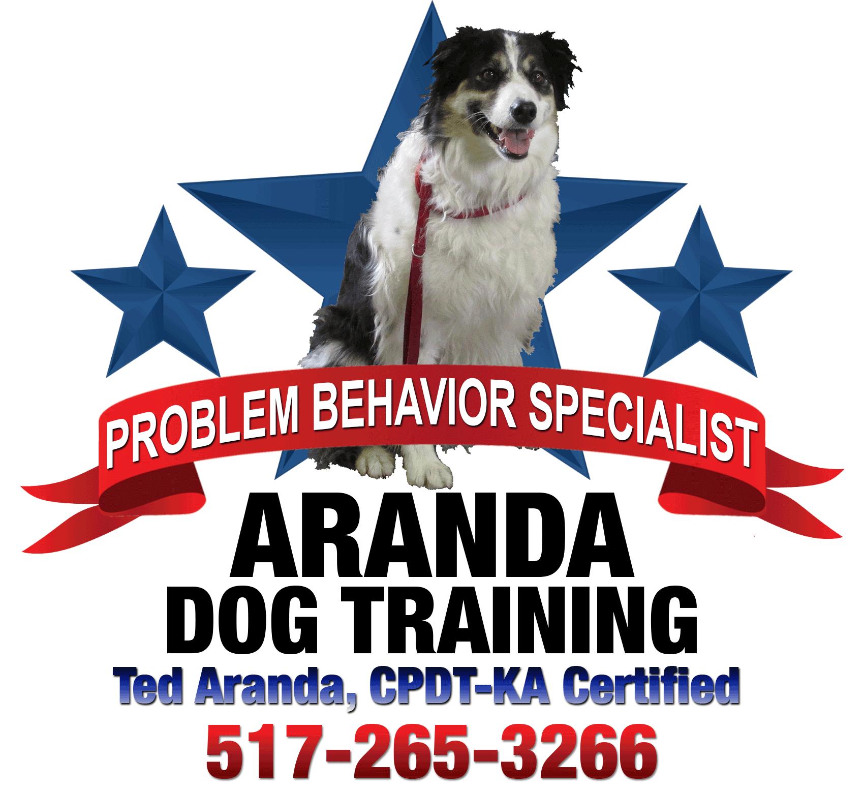ARANDA DOG TRAINING ADRIAN MI, ARANDA DOG TRAINING ANN ...