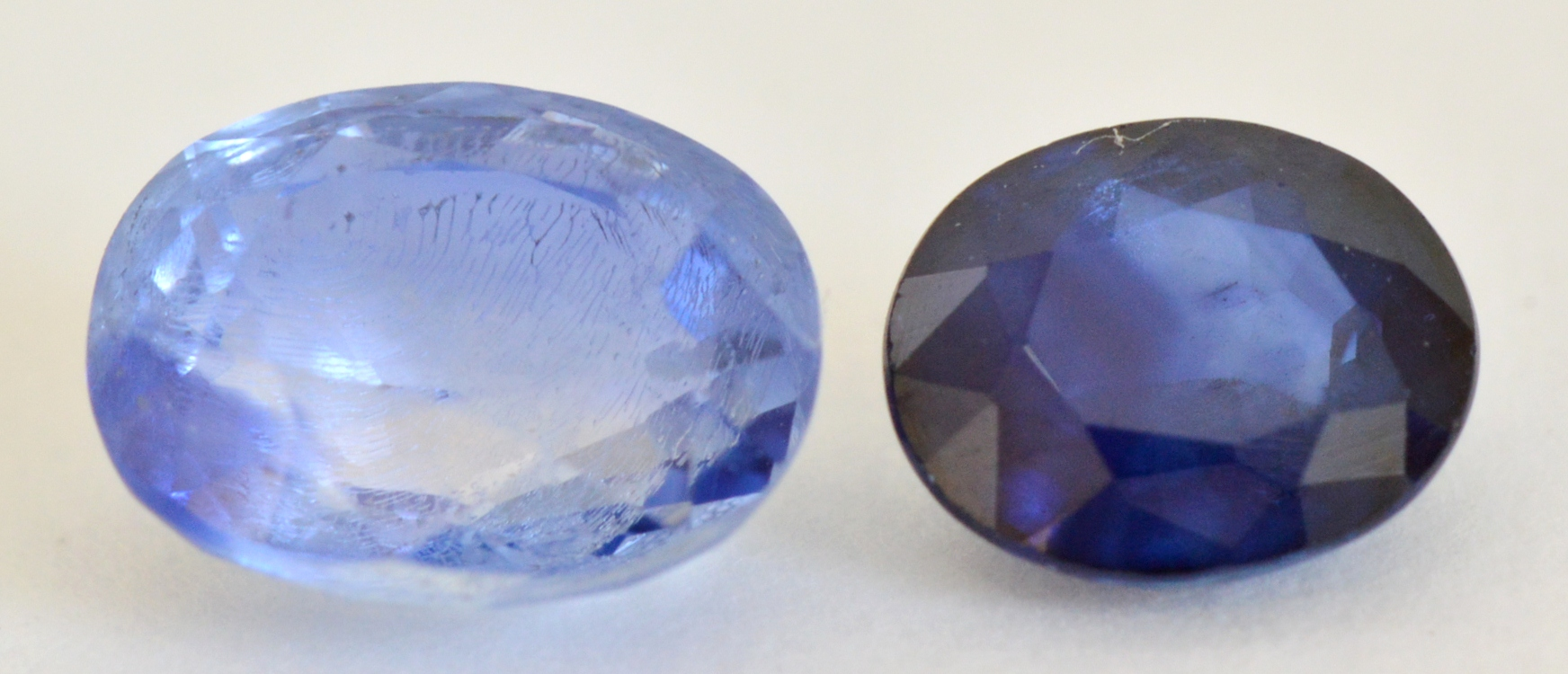 heated diffused sapphires sapphire between know unheated colors vs different blue of difference and