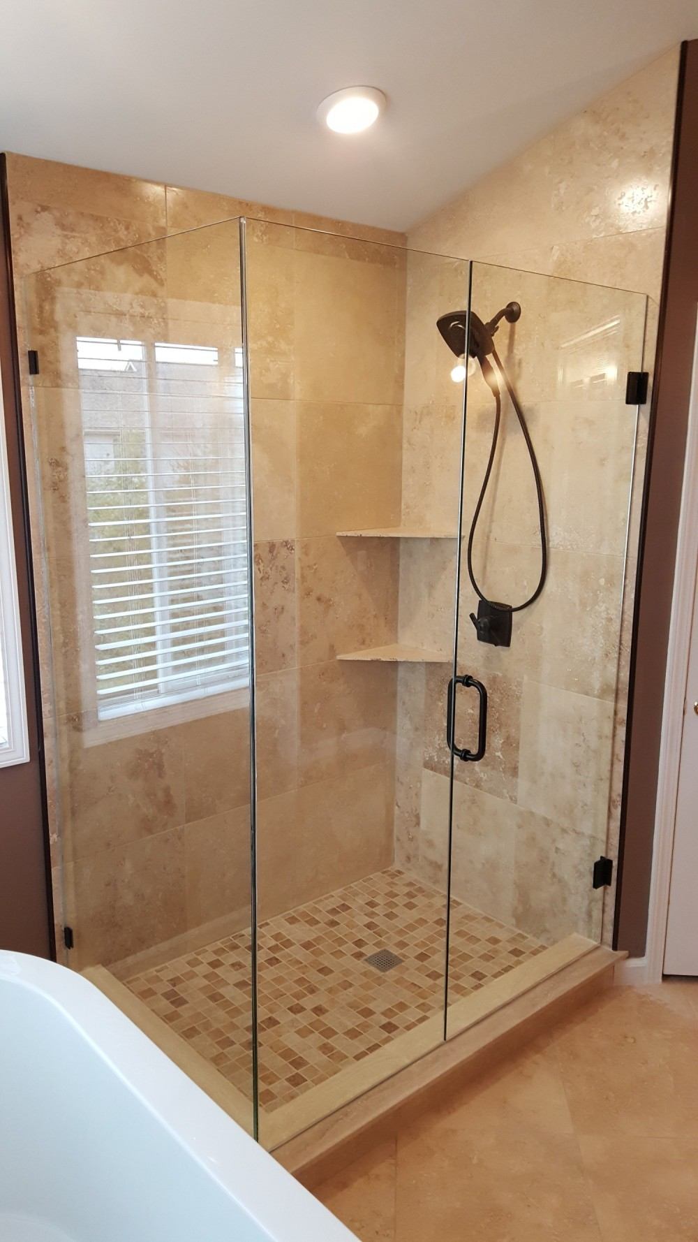 of designer shower door home serial barn design cr frame small laurence medium pro for hardware bumpers glass parts size ideas spaces