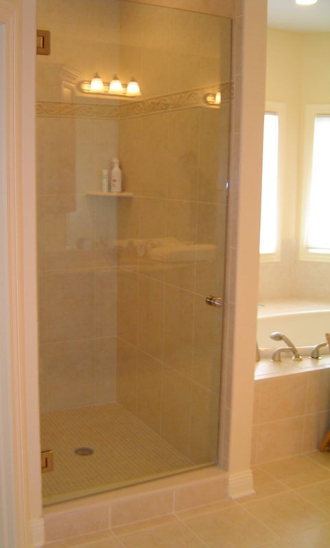 Euro Shower Door, Shower Door, Frameless Shower Door