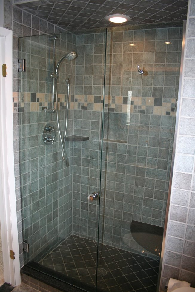 Frameless Shower Doors Commerce Michigan - Seamless bathroom shower doors