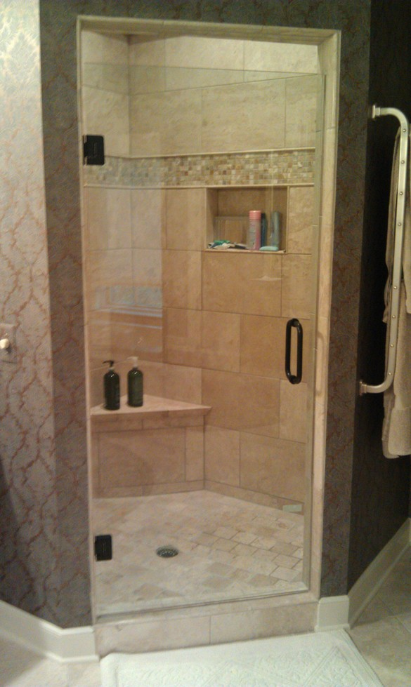 Euro Shower Doors Michigan, Shower Doors, Michigan Shower Doors, Frameless Shower Doors Michigan