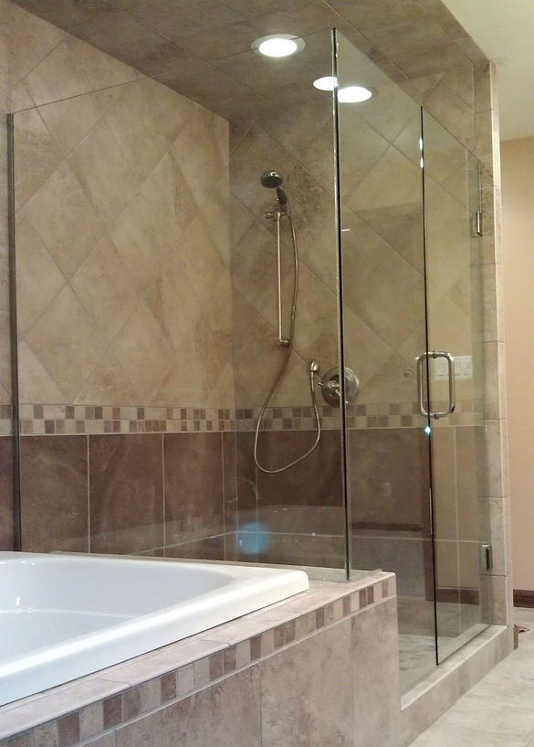 2 DreamLine Prime Sliding Shower Enclosure   amazoncom