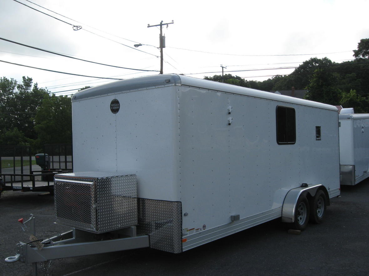 Cabinets For Cargo Trailers Trailers
