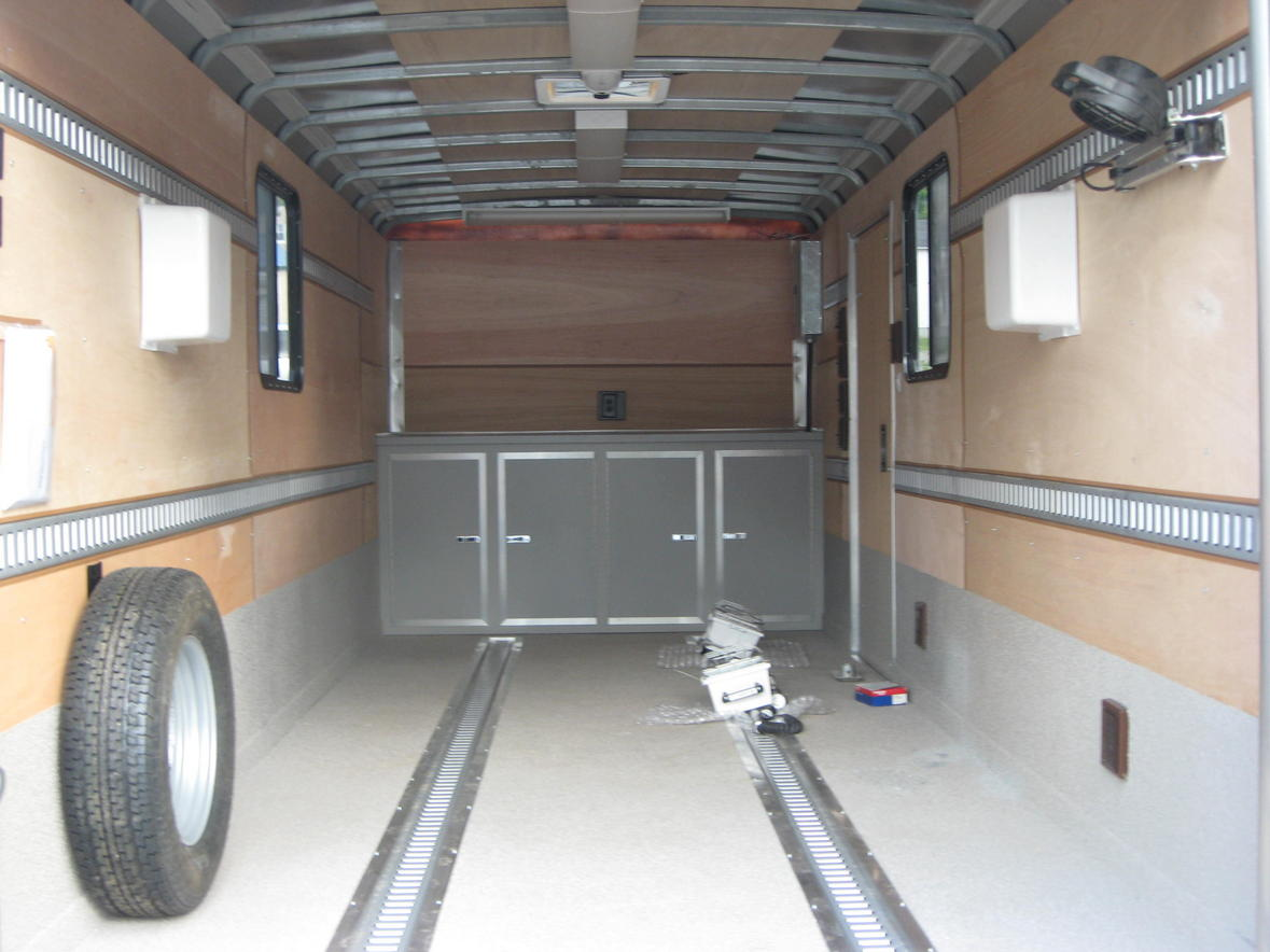 Enclosed Trailer Interior Led Lighting Lilianduval