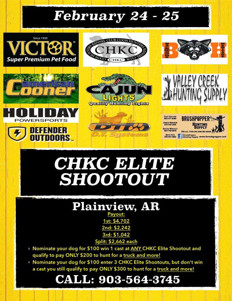plainview, ar elite shootout