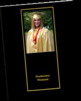 graduation photo book