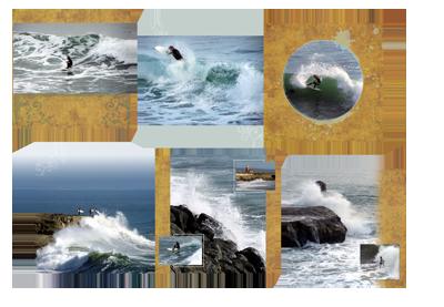 Santa Cruz photo book