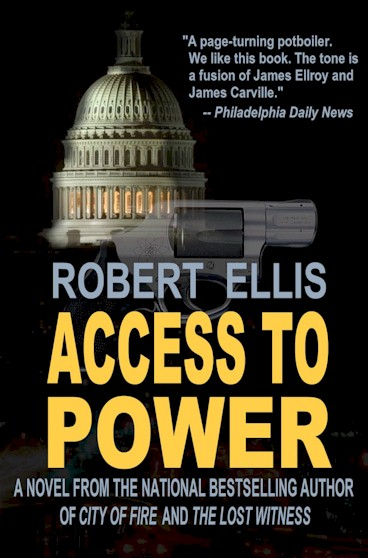 National Journal Hotline Pick, National bestseller, political thriller