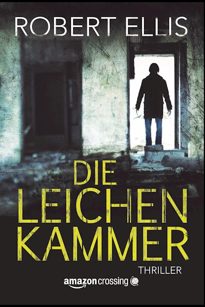 Bestselling Author Robert Ellis's underground sensation now available in German