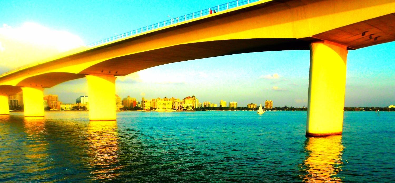 bridge aboard lebarge January 2013
