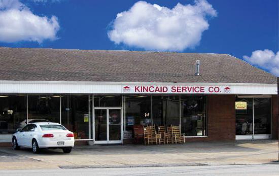 About Kincaid Service Furniture Store Appliances