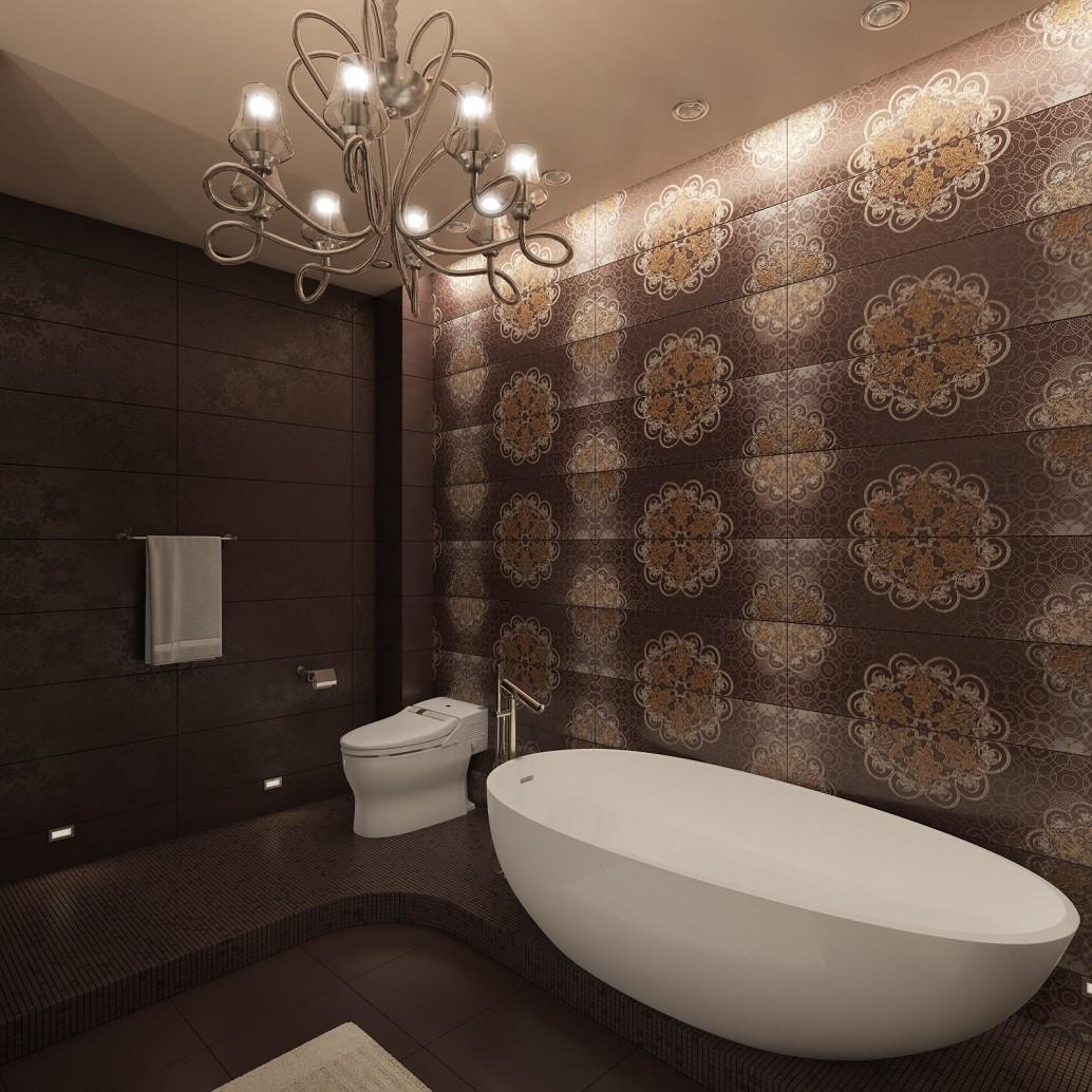 Дизайн ванной фото Хабаровск