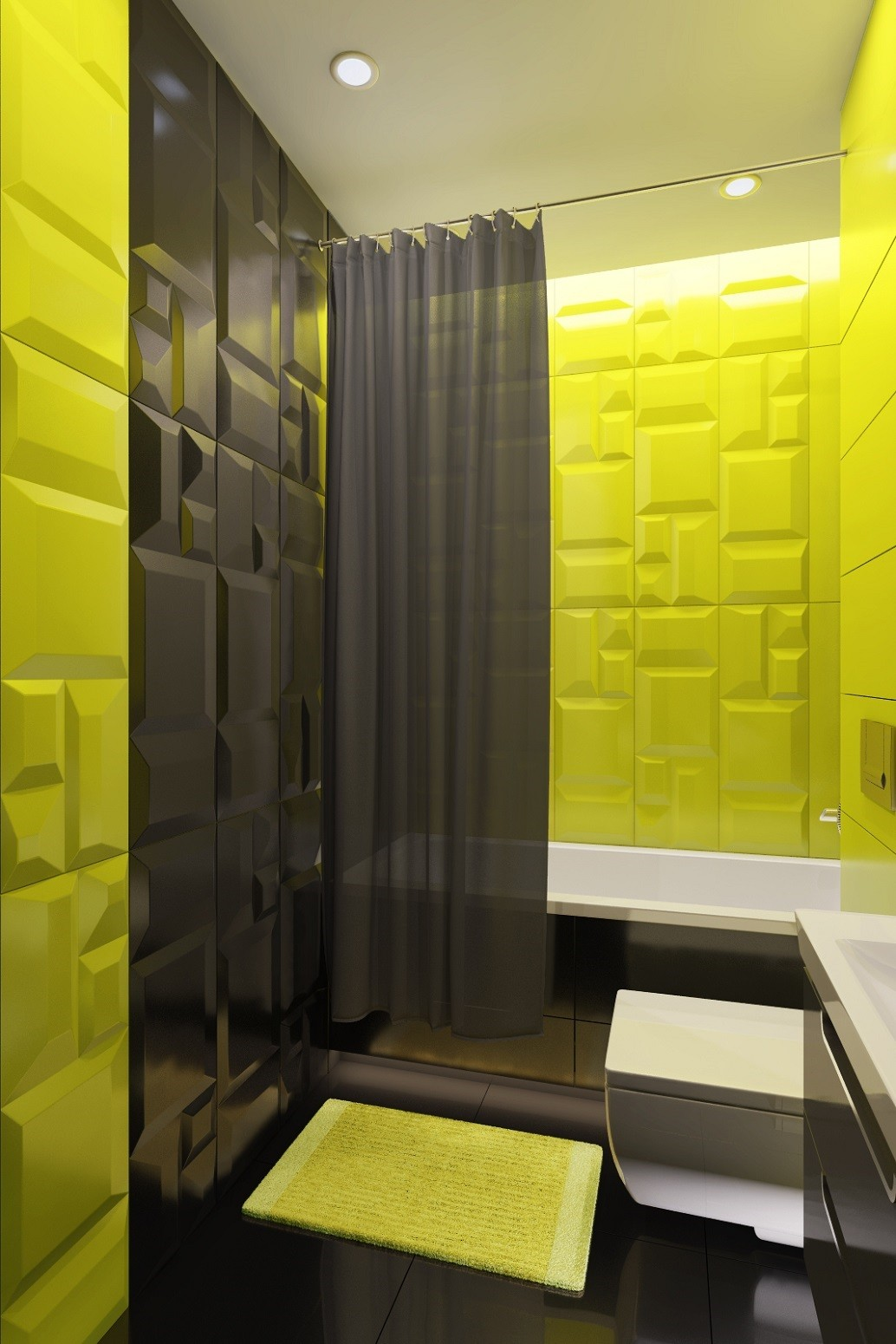 Заказать дизайн ваннй комнаты