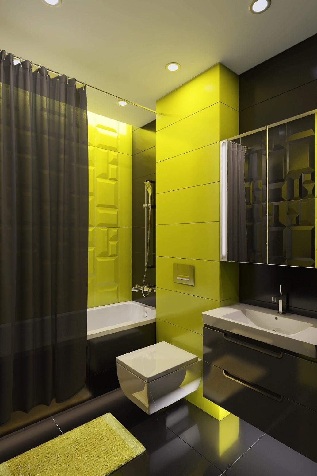 Желтая ванная Хабаровск