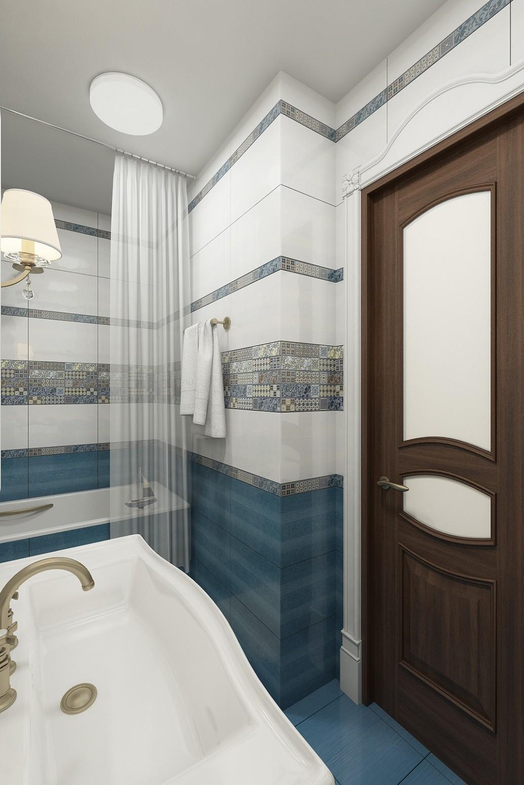Интерьер ванной комнаты Хабаровск