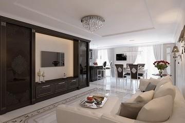 "Дизайн квартиры ""Алые паруса"" Хабаровск"