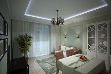Квартира в классическом стиле Хабаровск