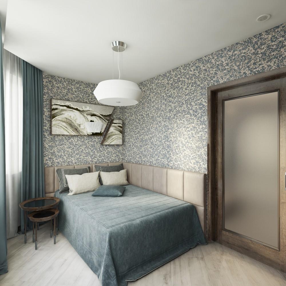Дизайн маленькой спальни Хабаровск