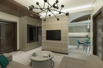 Дизайн квартиры в Хабаровске