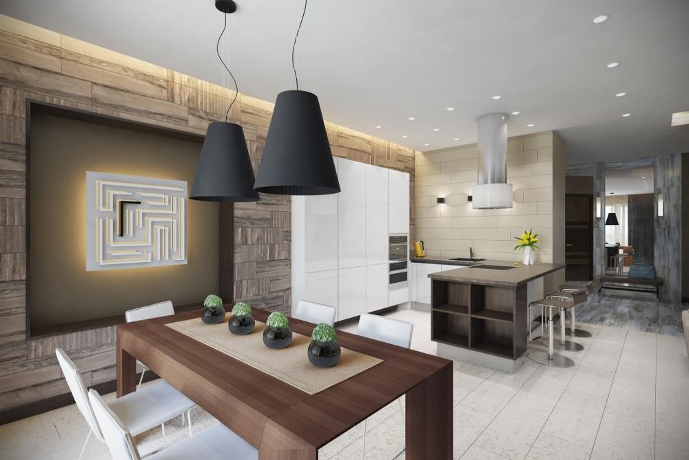 Заказать дизайн квартиры в Хабаровске
