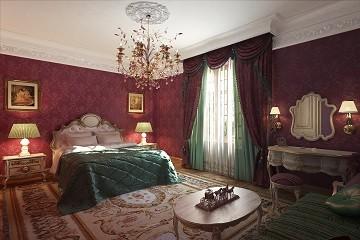 Дизайн спальни Бордо Хабаровск