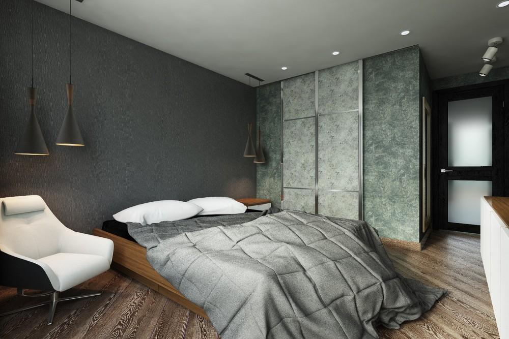 Интерьер спальни Хабаровск