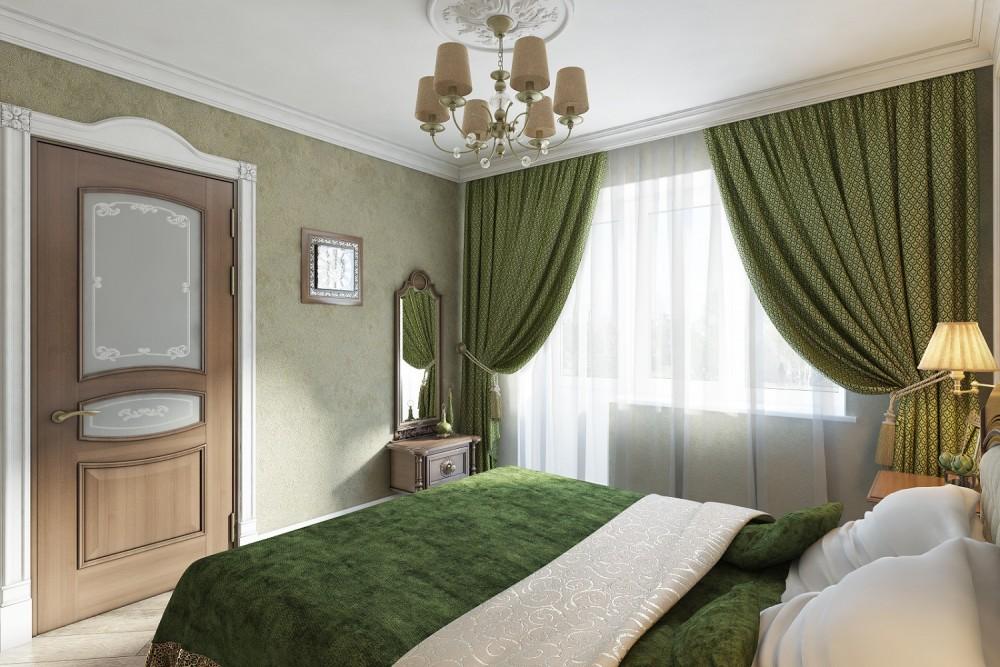 Заказать дизайн спальни в Хабаровске