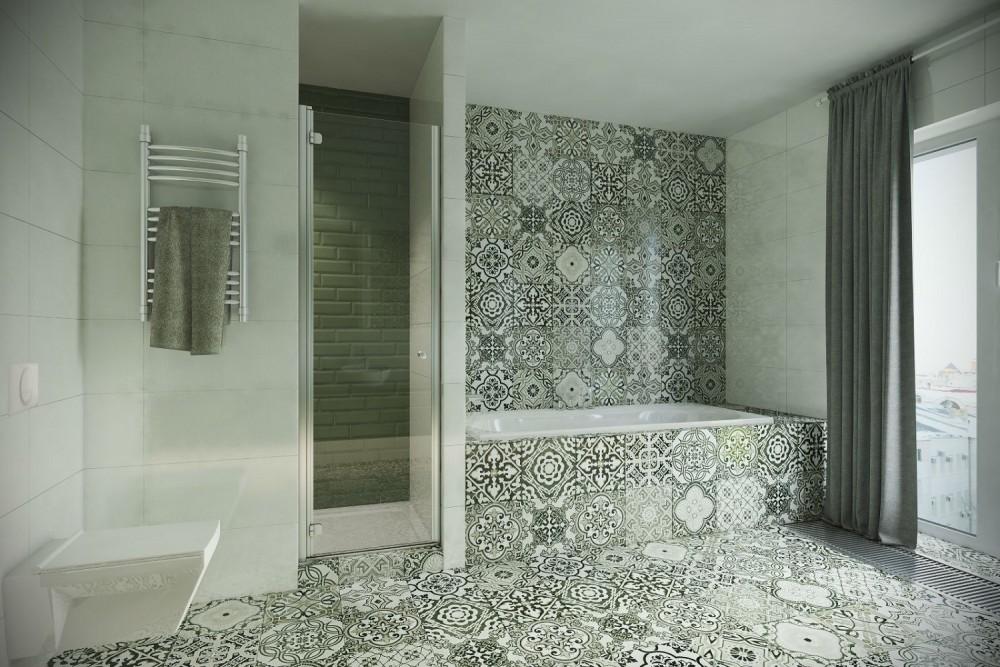 Дизайн ванны заказать в Хабаровске