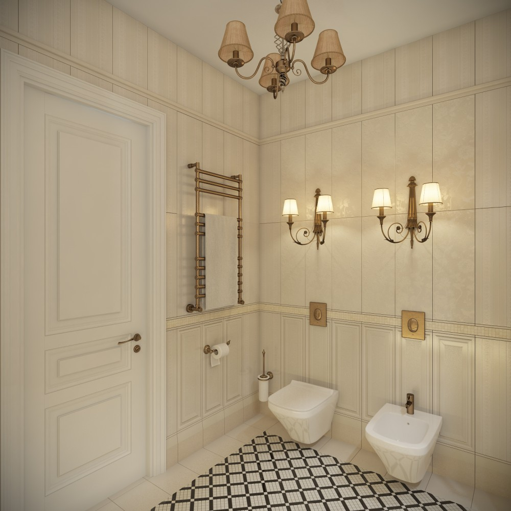 Дизайн ванны в Хабаровске заказать