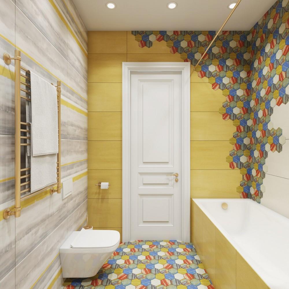 Заказать дизайн ванны в Хабаровске