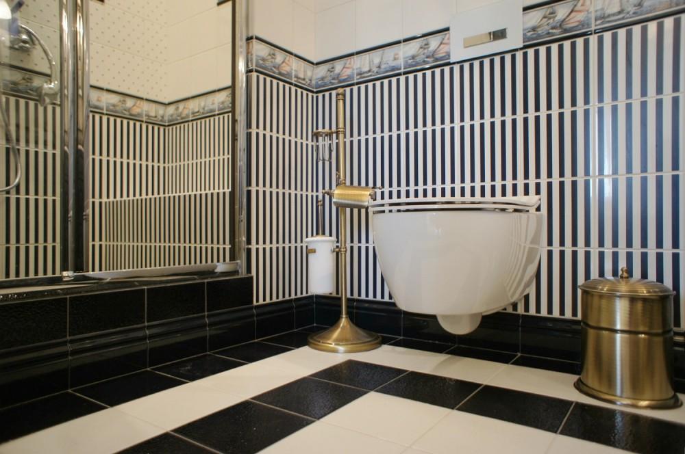 Дизайн ванной и туалета в Хабаровске
