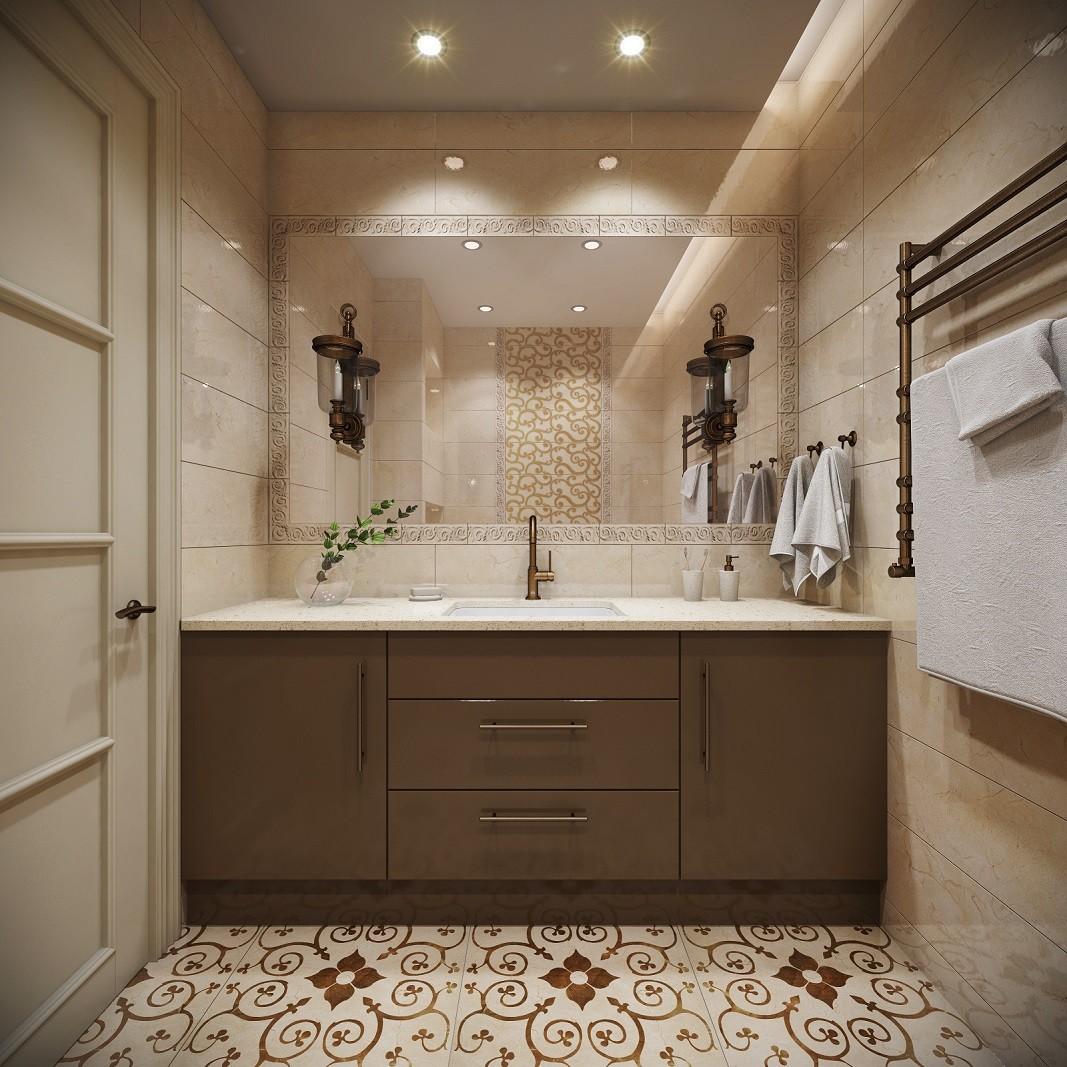 Дизайн ванной Москва