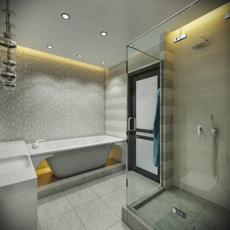 Ванная комната заказать дизайн