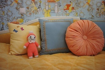 Дизайн детской комнаты Хабаровск Фото