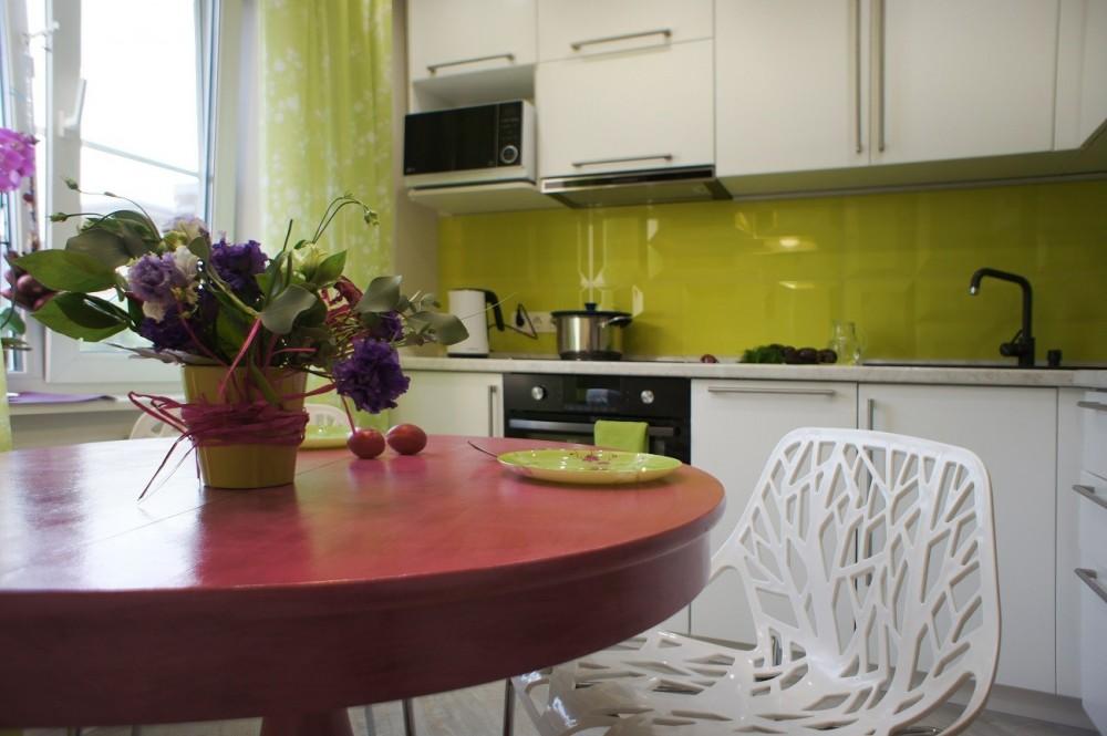 Яркая кухня Хабаровск
