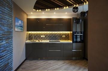 Дизайн кухни фото Хабаровск