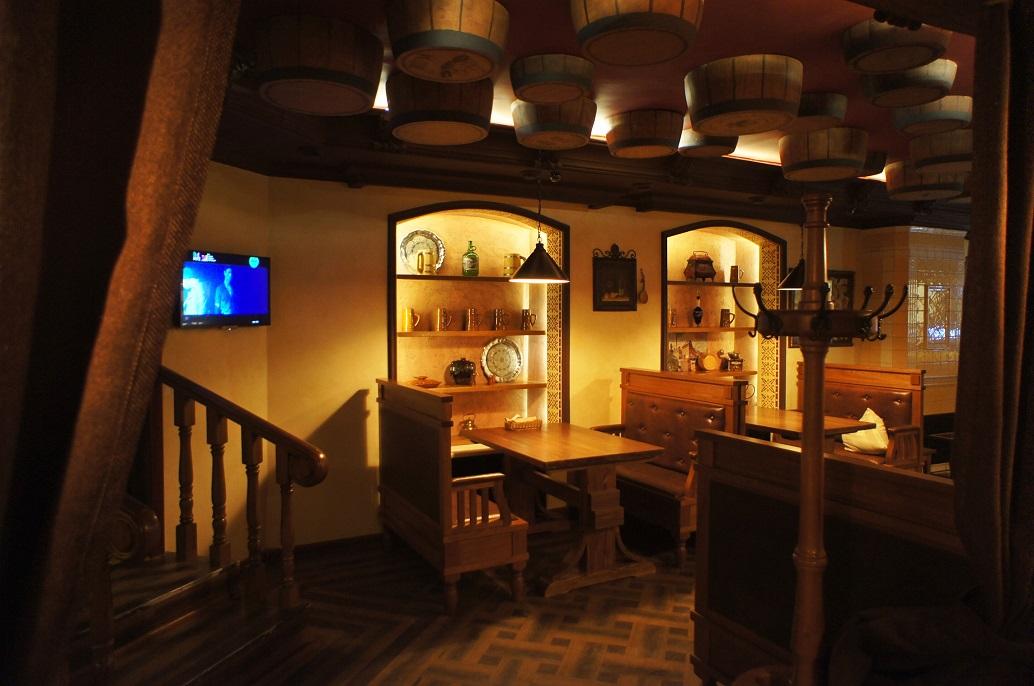 Дизайн бара в Хабаровске