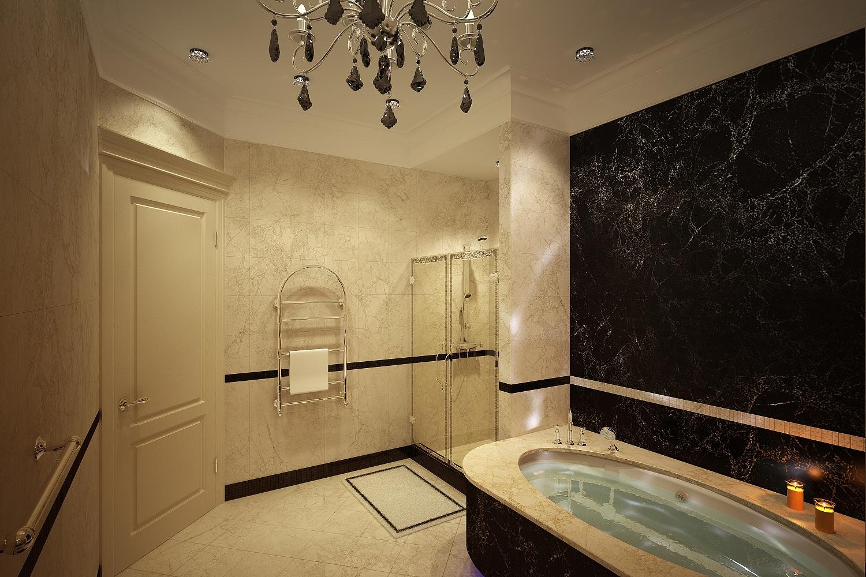 Дизайн ванной в Хабаровске заказать