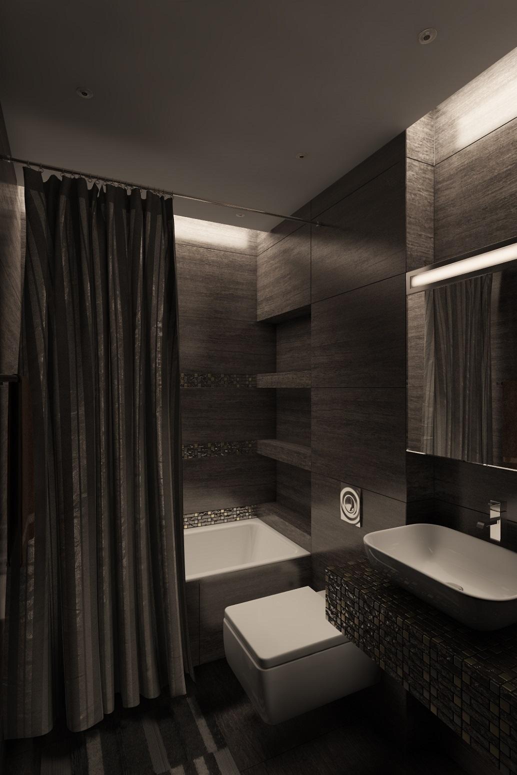 дизайн ванной комнаты Хабаровск