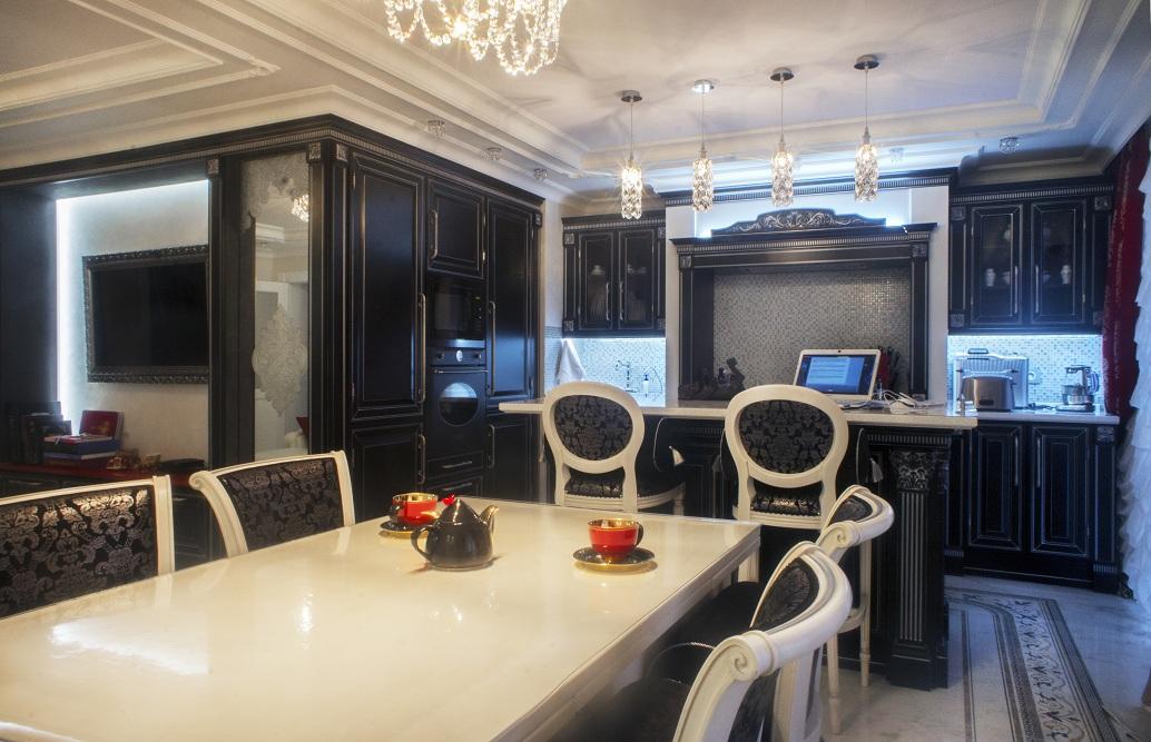 Заказать дизайн интерьера в Хабаровске