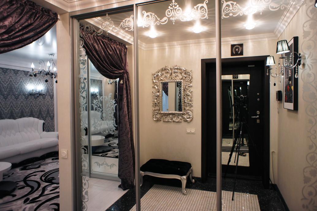 Дизайн интерьера двухкомнатной квартиры в Хабаровске