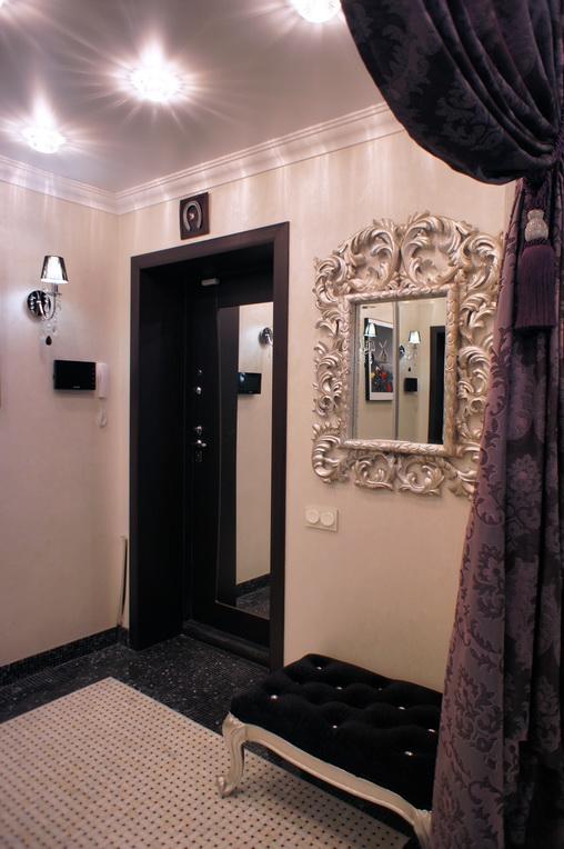 Дизайн интерьера прихожей в Хабаровске